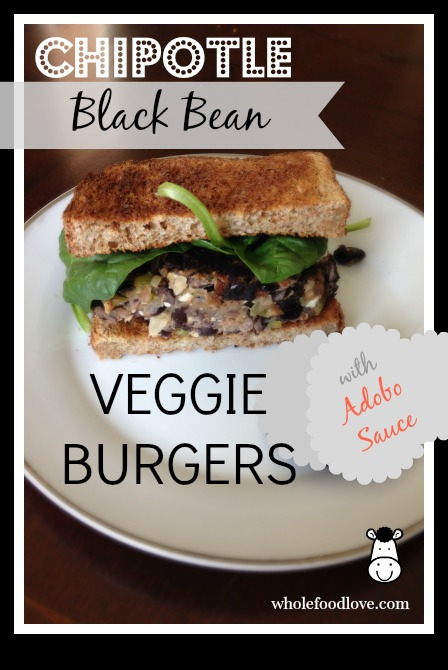 WFL Chipotle Black Bean Burgers