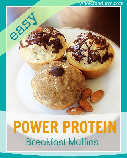 WFL Easy Power Protein Muffins2