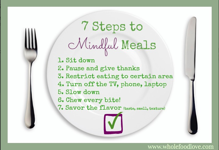 WFL 7 Steps to Mindful Meals
