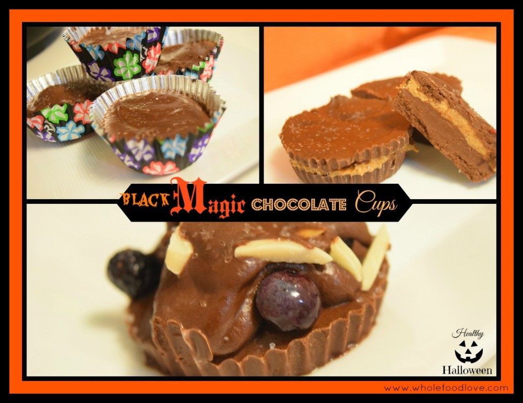 Black Magic Dark Choc Cups stitch