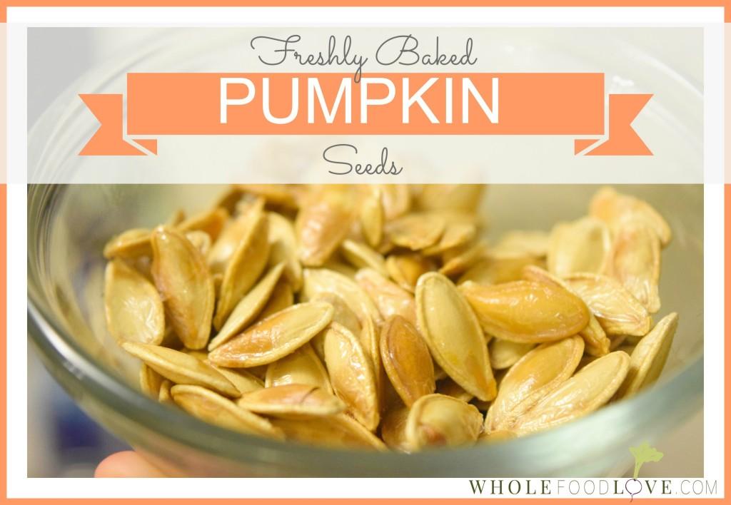 WFL Freshly Baked Pumpkin Seeds 1