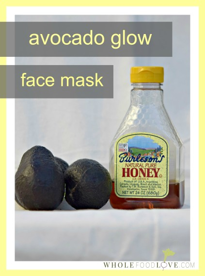 WFL Avocado Glow Face Mask