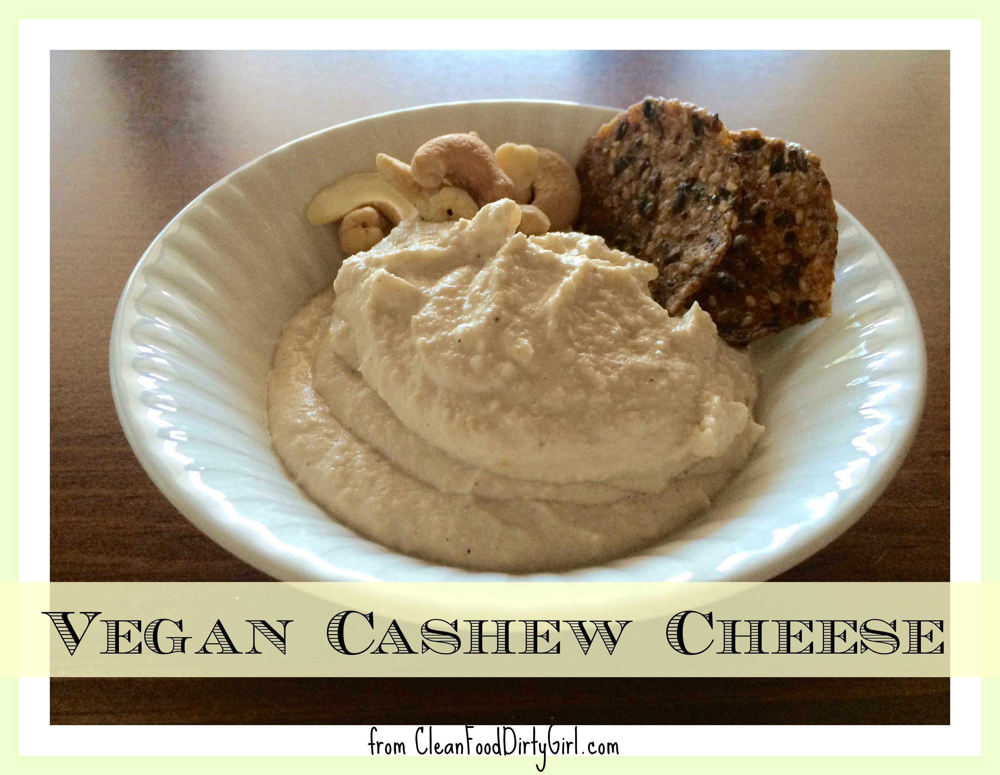 WFL Vegan Cashew Cheese CFDG
