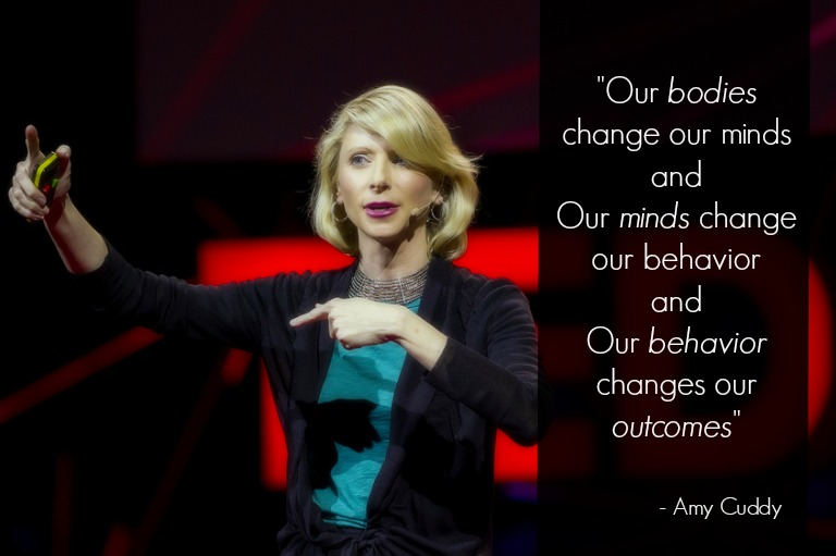 Amy Cuddy Quote About Change