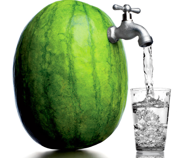 Eat Your H20!